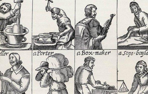 эпоху Средних веков и были