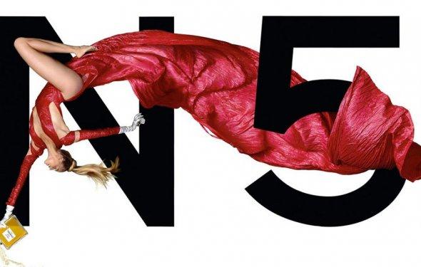 История рекламы Chanel №5