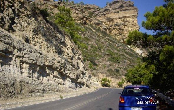 По дороге из Иерапетры в Ситию